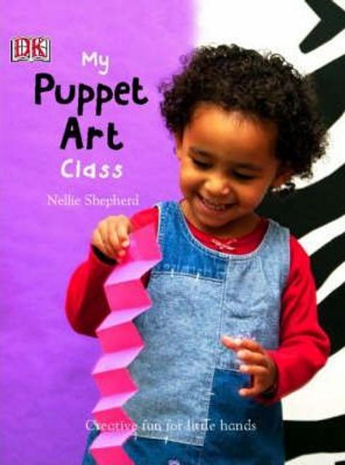 Shepherd, Nellie / My Puppet Art Class (Children's Coffee Table)