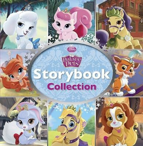 Disney: Princess Palace Pets Storybook Collection (Children's Coffee Table)