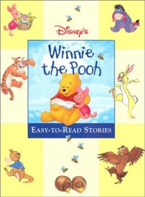 Disney's: Winnie the Pooh Easy-to-Read Stories (Children's Coffee Table)