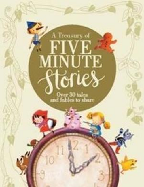 A Treasury of Five Minute Stories (Children's Coffee Table)