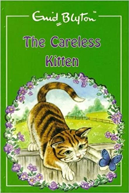 Blyton, Enid / The Careless Kitten (Children's Coffee Table)