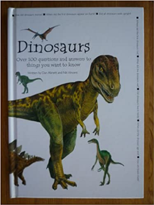 Abnett, Dan / Dinosaurs (Children's Coffee Table)