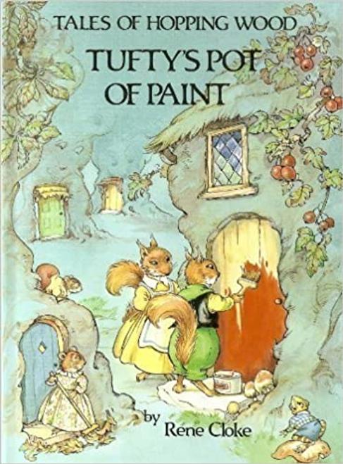 Cloke, Rene / Tufty's Pot of Paint (Children's Coffee Table)