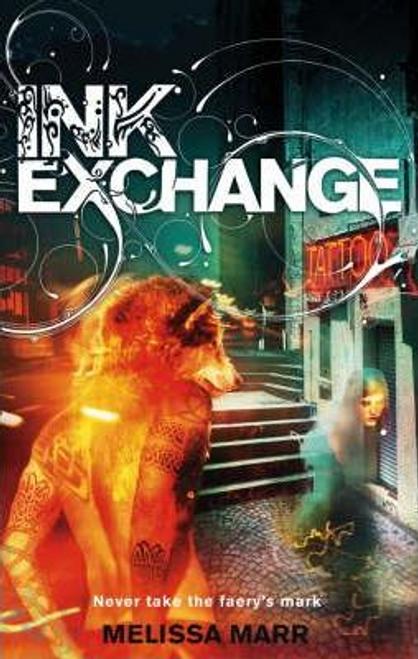Marr, Melissa / Ink Exchange (Large Paperback)