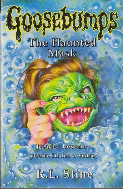 Stine, R.L. / Goosebumps: The Haunted Mask