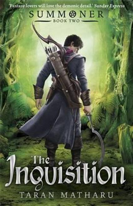 Matharu, Taran / Summoner: The Inquisition : Book 2 (Large Paperback)
