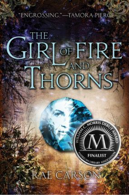 Carson, Rae / The Girl of Fire and Thorns (Large Paperback)