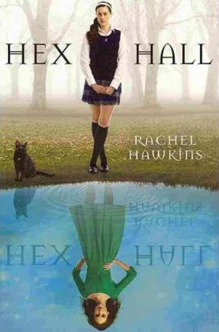 Hawkins, Rachel / Hex Hall (Large Paperback)