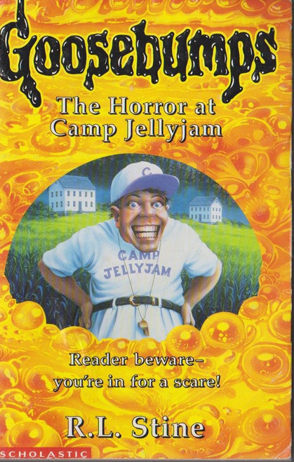 Stine, R.L. / Goosebumps: The Horror at Camp Jellyman