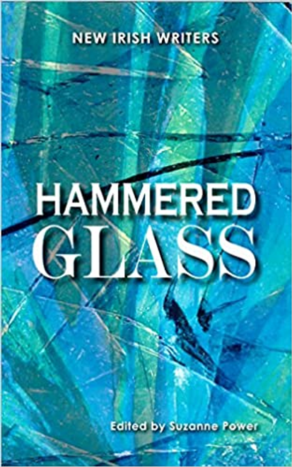 Power, Suzanne / Hammered Glass (Large Paperback)