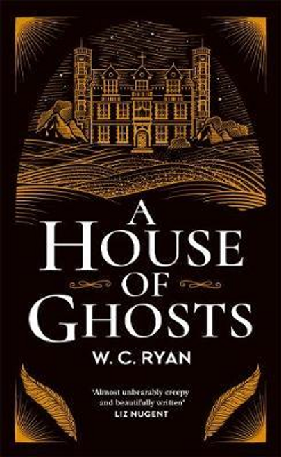 Ryan, W. C. / A House of Ghosts (Large Paperback)