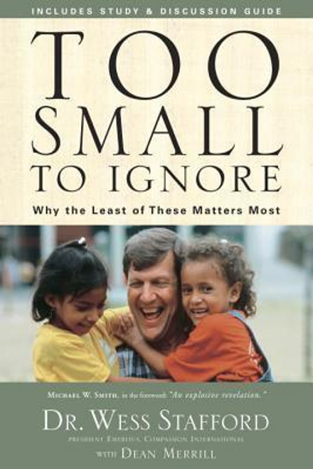 Stafford, Wess / Too Small to Ignore (Large Paperback)