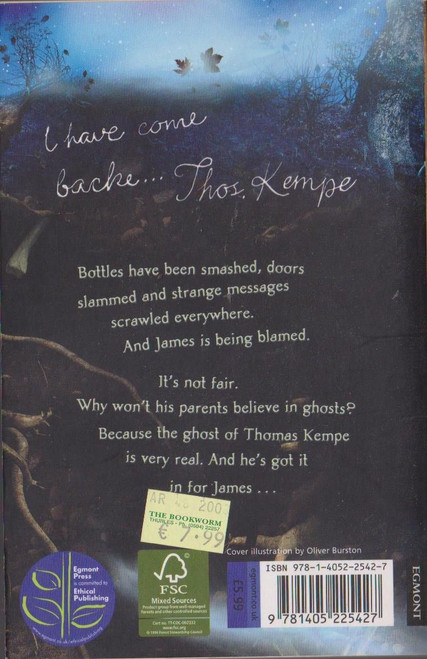 Lively, Penelope / The Ghost of Thomas Kempe
