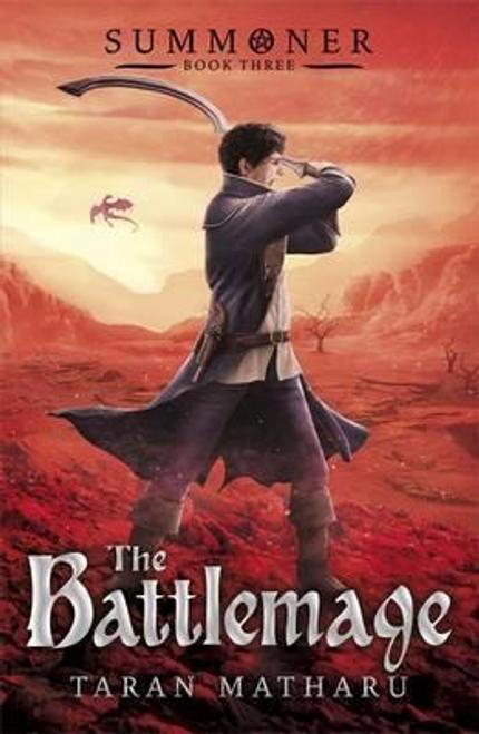 Matharu, Taran / Summoner: The Battlemage : Book 3 (Large Paperback)