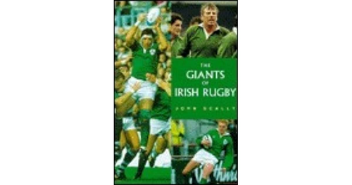 Scally, John / The Giants of Irish Rugby League (Hardback)