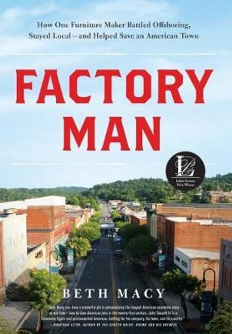 Macy, Beth / Factory Man (Hardback)