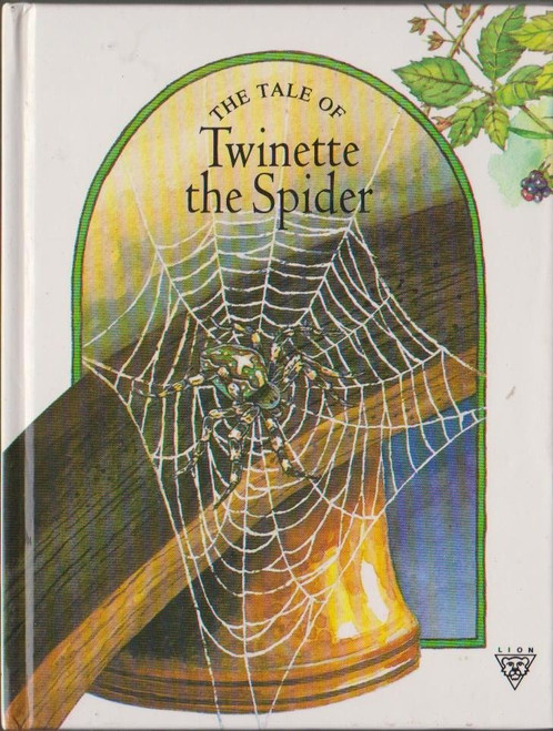 The Tale of Twinette the Spider