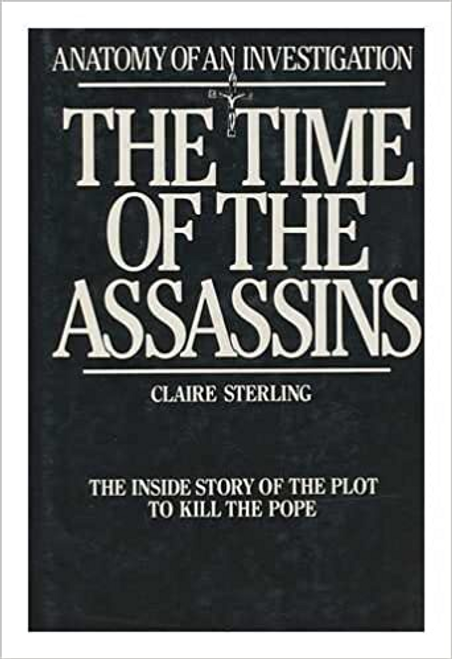 Sterling, Claire / Time of the Assassins (Hardback)