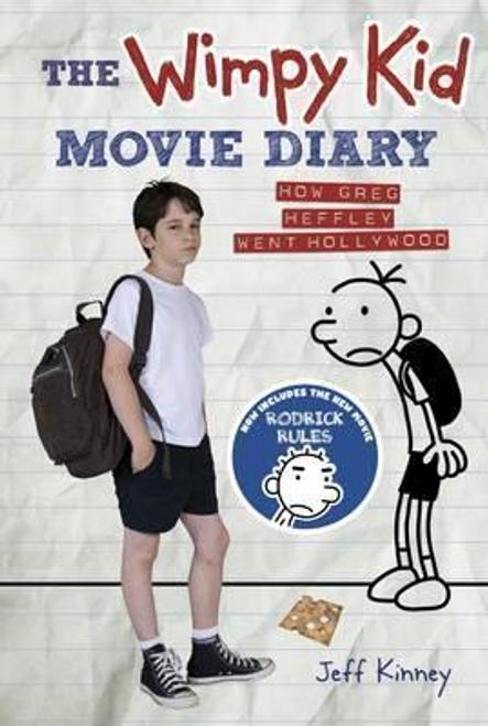 Kinney, Jeff / The Wimpy Kid Movie Diary (Hardback)