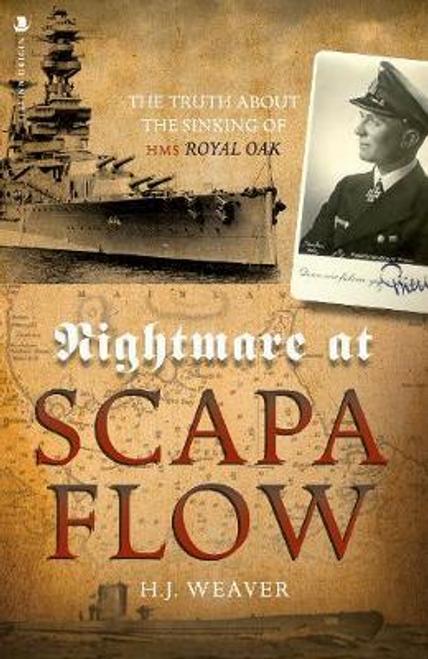 Weaver, H. J. / Nightmare at Scapa Flow