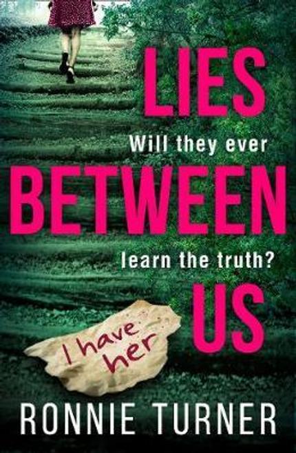 Turner, Ronnie / Lies Between Us