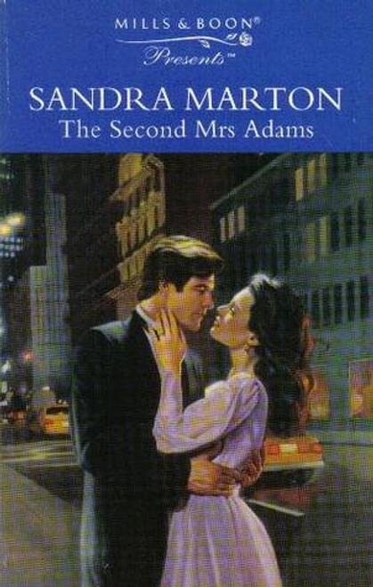 Mills & Boon / Presents / The Second Mrs Adams