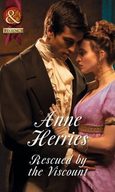 Mills & Boon / Regency / Rescued by the Viscount