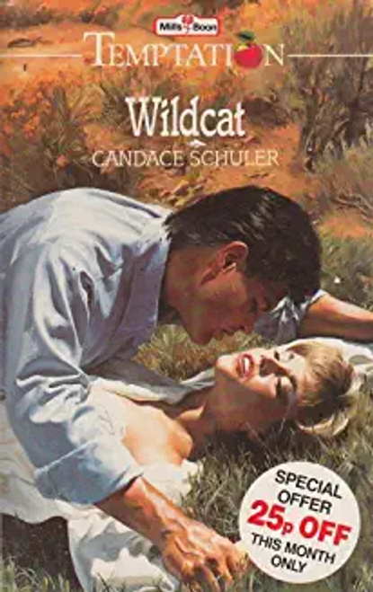 Mills & Boon / Temptation / Wildcat