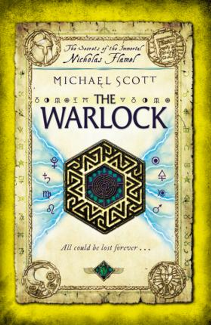 Scott, Michael / The Warlock : Book 5