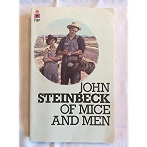 Steinbeck, John - Of Mice and Men - Vintage Pan PB - 1983