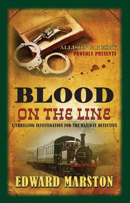 Marston, Edward / Blood on the Line