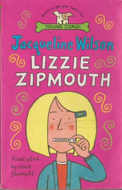 Wilson, Jacqueline / Lizzie Zipmouth