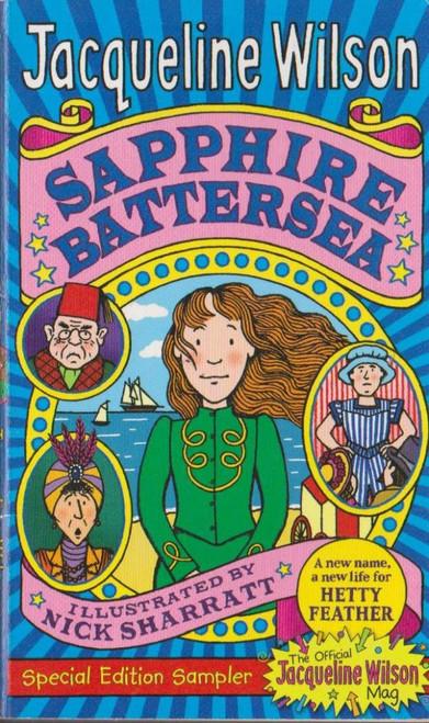 Wilson, Jacqueline / Sapphire Battersea
