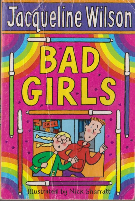 Wilson, Jacqueline / Bad Girls