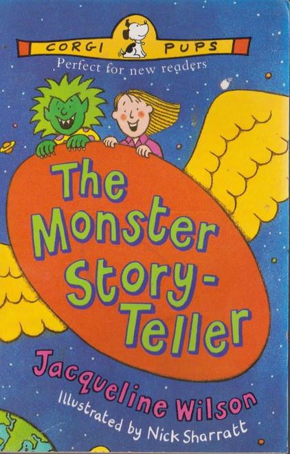 Wilson, Jacqueline / The Monster Story Teller