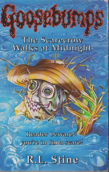 Stine, R.L. / Goosebumps: The Scarecrow Walks at Midnight