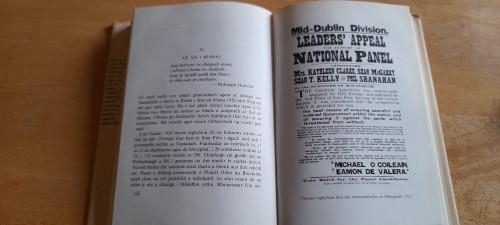 Ó Fiannachta, Pádraig - Seán T Ó Ceallaigh : Scéal a Bheatha 1916-1923 - HB -  As Gaeilge
