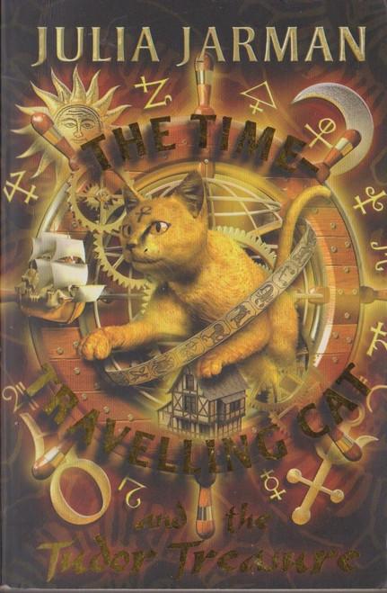 Jarman, Julia / The Time Travelling Cat and the Tudor Treasure