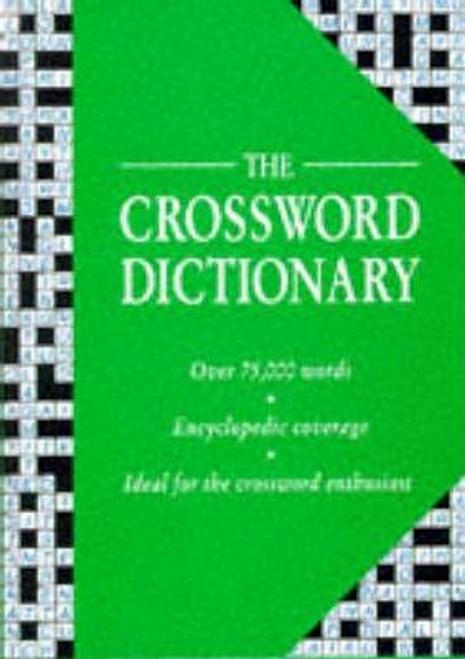 Bailie, J. M. / The Crossword Dictionary (Hardback)