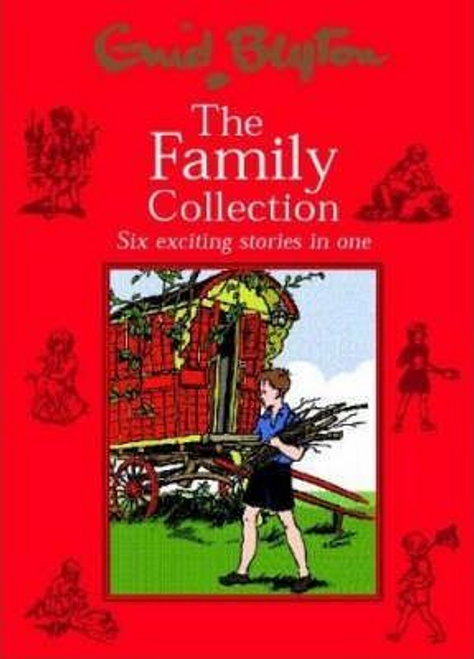 Blyton, Enid / The Family Collections (Hardback)