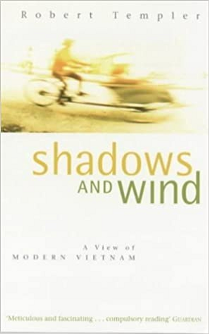 Templer, Robert / Shadows and Wind (Hardback)
