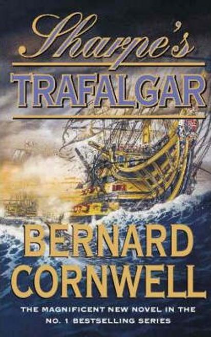 Cornwell, Bernard / Sharpe's Trafalgar (Hardback)