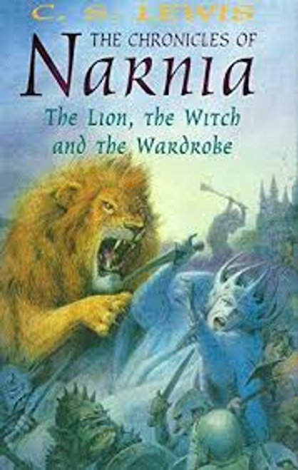 Lewis, C. S. / The Lion, the Witch and the Wardrobe (Hardback)