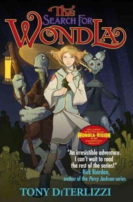 DiTerlizzi, Tony / The Search for WondLa