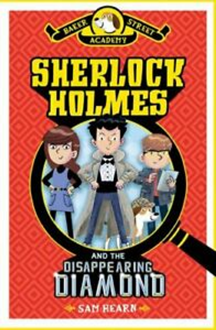 Hearn, Sam / Sherlock Holmes and the Disappearing Diamond