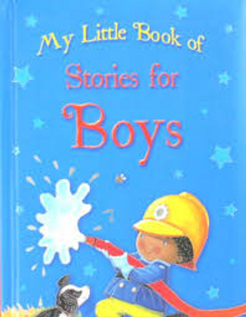 Watson, Brown / My Little Book of Stories for Boys (Hardback)