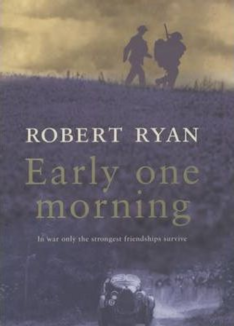 Ryan, Robert / Early One Morning (Hardback)
