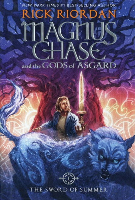 Riordan, Rick - The Sword of Summer - ( Magnus Chase and The Gods of Asgard  - Book 1 ) (Hardback) US 1st Edition - BRAND NEW