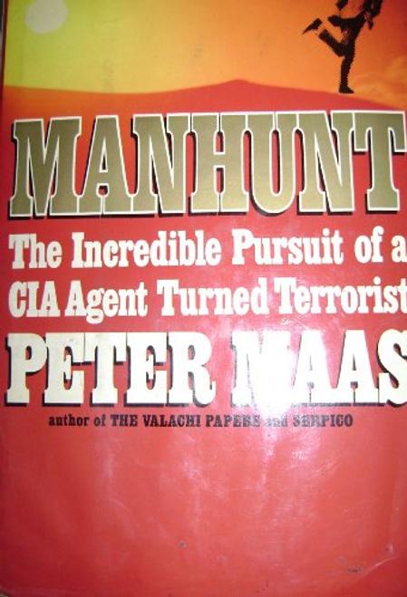 Maas, Peter / Manhunt (Hardback)