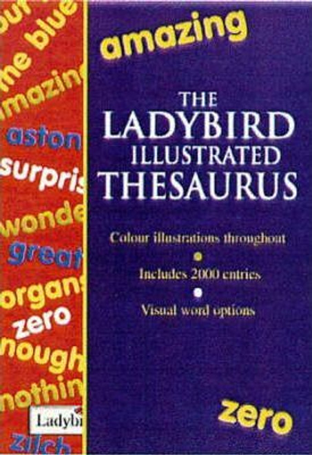 Ladybird / The Ladybird Illustrated Thesaurus